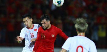 HLV Indonesia: '3 bàn thắng của Việt Nam là do chúng tôi tặng'