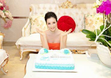 Mừng tuổi 47, nhan sắc MC Thanh Mai 'đánh bật' cả thời gian