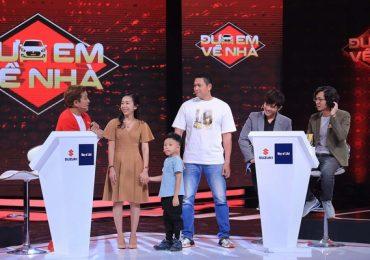 Trường Giang làm MC gameshow 'Đưa em về nhà'