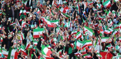 Iran thắng Campuchia 14-0 trong ngày bỏ lệnh cấm phụ nữ đến sân