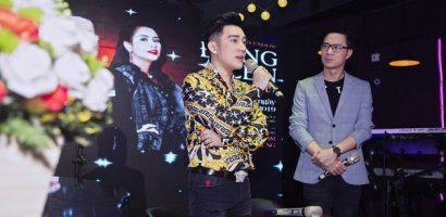 Quang Hà khẳng định không dàn dựng kịch bản cháy sân khấu