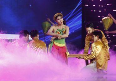 Hoàng Y Nhung bị loại tại 'Duyên dáng Bolero 2019'