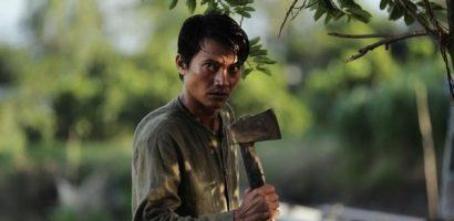 Vợ rùng mình trước ánh mắt hiểm ác của Quang Tuấn trong 'Thất sơn tâm linh'