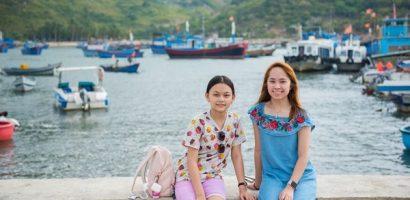 Bào Ngư và Victoria Nguyễn giới thiệu địa danh Vĩnh Hy trong dự án 'Music Travels'