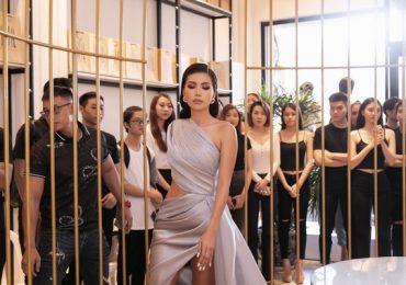Minh Tú làm giám khảo casting dàn mẫu show thời trang