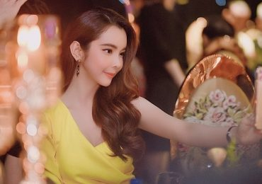 Hoa hậu Huỳnh Vy đẹp 'không góc chết' tại sự kiện