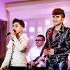 Hát cùng Đan Trường, Trung Quang bất ngờ được mời biểu diễn tại Las Vegas