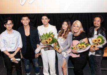 Quang Hùng, Katleen Phan Võ chúc mừng Nhâm Phương Nam ra MV đầu tay