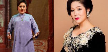 NSND Hồng Vân tái xuất sân khấu cải lương 'trụ' 2 đêm diễn vở tuồng 'Lan và Điệp'