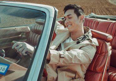 Song Luân điển trai trong MV mới quay tại Mỹ