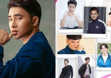 Nhâm Phương Nam đóng phim cùng diễn viên Thái Lan trong dự án điện ảnh Châu Á