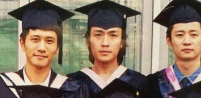 Lưu Diệc Phi và dàn sao Hoa ngữ ngố tàu khi mặc đồng phục tốt nghiệp