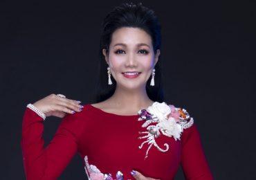 Nghệ sĩ Ngọc Huyền trẻ trung khi thay đổi phong cách