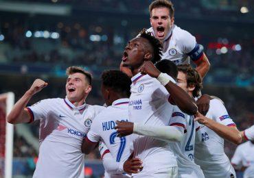 Chelsea thắng trận đầu tiên tại Champions League sau 2 năm