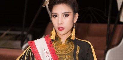 Dương Yến Nhung giành giải Á hậu 2 phần thi Tài năng tại 'Miss Tourism Queen Worldwide 2019'