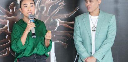Đoan Trang bật khóc khi thấy John Huy Trần dũng cảm thực hiện liveshow múa
