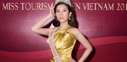 Á khôi Dương Yến Nhung đại diện Việt Nam tham dự Miss Tourism Queen Worldwide 2019