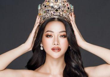 Phương Khánh đội vương miện 3,5 tỉ, tung bộ ảnh mới trước thềm chung kết Miss Earth 2019