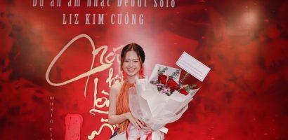 Liz Kim Cương chính thức solo: 'Tôi muốn bứt ra khỏi hình ảnh trong nhóm LIME trước đây'