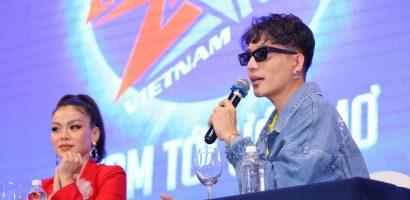 Châu Đăng Khoa muốn 'cướp luôn trên giàn' thí sinh của cuộc thi Z-Pop Dream