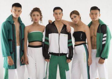Cao Xuân Tài 'căng đét' trong trang phục thể thao chính thức của 'All Star Vietnam Fitness Model'