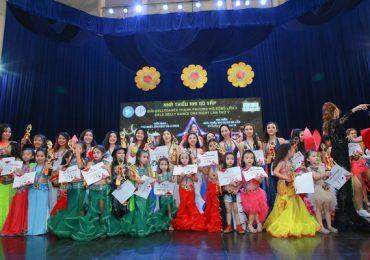 Giải Bellydance Thanh Phương mở rộng lần thứ 3 diễn ra thành công hoành tráng