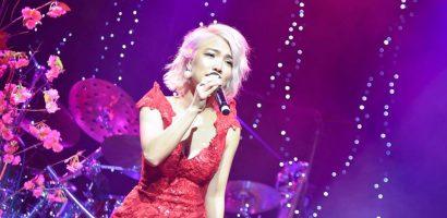 Em vợ Jimmii Nguyễn ra mắt album tại Úc