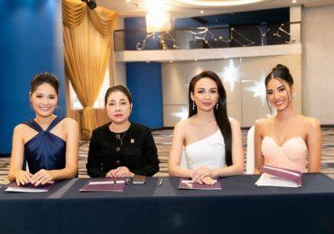 Hoa hậu Ngọc Diễm, Hương Giang chấm dự án cộng đồng của thí sinh hoa hậu