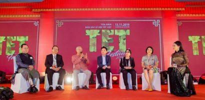 Tet Festival 2020 – Giới thiệu lễ hội Tết Việt đến với người Việt và thế giới