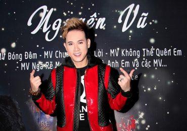 Nguyên Vũ thực hiện dự án '1 tháng 1 MV' khiến V-pop 'choáng'