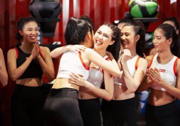 Tường Linh khoe vũ đạo điêu luyện trong thử thách khoẻ đẹp quyến rũ