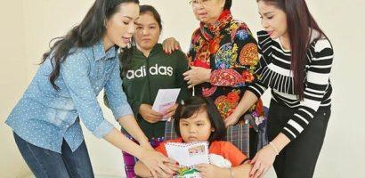 NSƯT Trịnh Kim Chi ra mắt kênh YouTube vì mục đích từ thiện