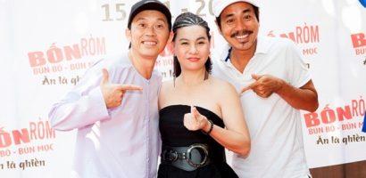 Dàn Sao Việt hào hứng đến chúc mừng NSUT Hoài Linh lên chức ông chủ