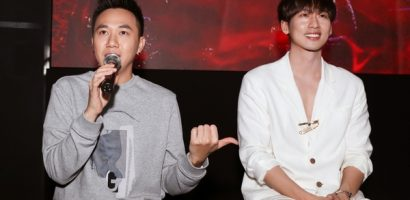 Anh Đức tiết lộ cát-xê 'khủng' khi nhận lời đóng phim của Tuấn Trần