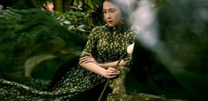 Hoa hậu Tuyết Nga ra mắt MV kết hợp với fashion show