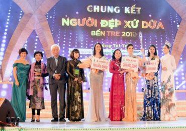 Sao Việt lộng lẫy, xuất hiện tại thảm đỏ đêm chung kết 'Người đẹp xứ dừa 2019'