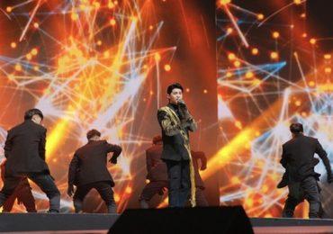 Noo Phước Thịnh được fan Hàn cổ vũ cuồng nhiệt không thua kém gì các nghệ sĩ Hàn Quốc
