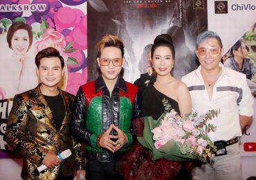 Dàn sao đến chúc mừng Trịnh Kim Chi ra mắt kênh YouTube
