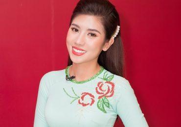 Dương Yến Nhung: 'Tôi không đi thi Hoa hậu để kiếm đại gia'