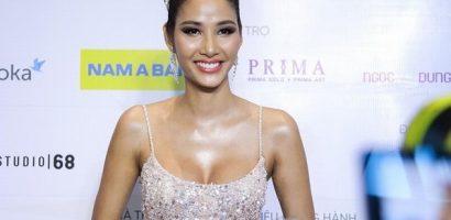 Á hậu Hoàng Thùy thừa nhận tham vọng giành vương miện 'Miss Universe 2019'