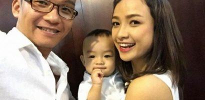 Lê Bê La: 'Sẽ không vì con mà chấp nhận hôn nhân không hạnh phúc'