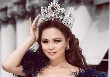 Hoa hậu Uyên Vi đại diện Việt Nam thi 'Hoa hậu Quý bà Thế giới 2020'