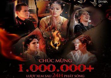 Khán giả không ngừng ủng hộ, phim 'Ma' của Kiều Linh nhanh chóng chạm mốc triệu view