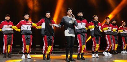 Noo Phước Thịnh chuẩn bị để bùng nổ trên sân khấu Hàn Quốc