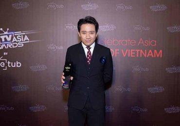 Chi Pu, Trấn Thành, Vũ Khắc Tiệp 'đại thắng' tại lễ trao giải 'METUB WebTVAsia Awards 2019'