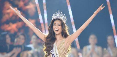 'Hoa hậu Hoàn vũ Việt Nam 2019' gọi tên: Nguyễn Trần Khánh Vân