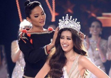 Tân Hoa hậu Khánh Vân được trao vương miện Brave Heart đắt giá