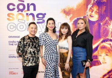 Ca sĩ trẻ Châu Nhi (The Voice) tự tin kết hợp cùng 'sư phụ' Thanh Hà, Orange và Tuimi