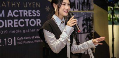 Kathy Uyên tuyên bố vai trò mới sau 10 năm theo đuổi sự nghiệp nghệ thuật