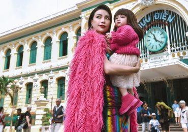 Trà Ngọc Hằng bật mí kế hoạch đón giáng sinh cùng con gái